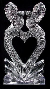 Buffalo Ice Sculpture